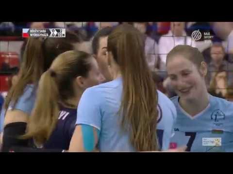 Swietelsky Bekescsabai RSE - Fatum NYÍREGYHÁZA (full match)