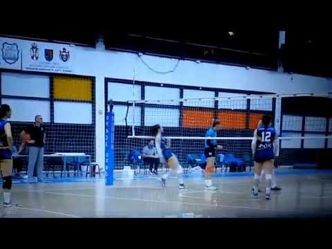 Isidora Ubavic volleyball 2018/2019