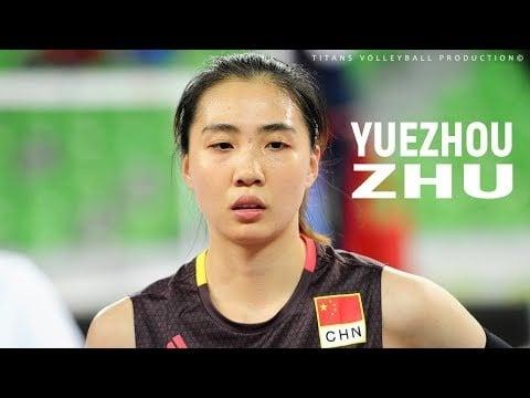 Amazing Volleyball Moments by YUEZHOU ZHU | WCWC 2018