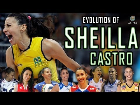 Evolution of Sheilla Castro | (2001-2016)