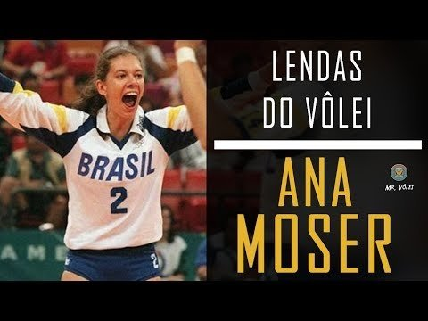 Ana Moser | Legend of Volleyball