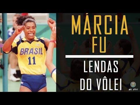 Márcia Fu | Legend of Volleyball