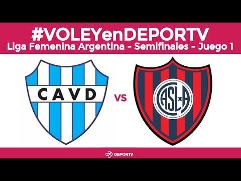Villa Dora - San Lorenzo (Full Match)
