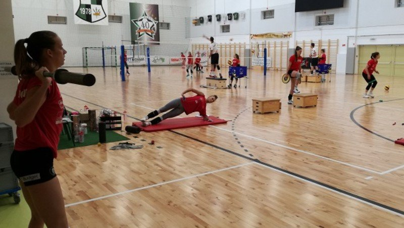 Hungary start preparations for exciting international season  News from the National Federations
