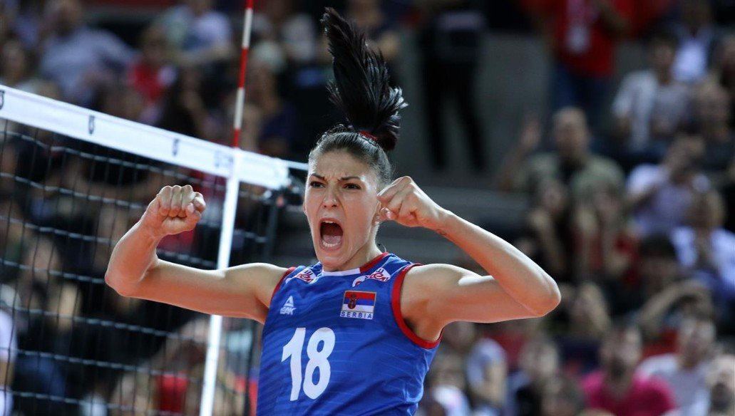 World Champion Tijana Boskovic Did It Again!!!