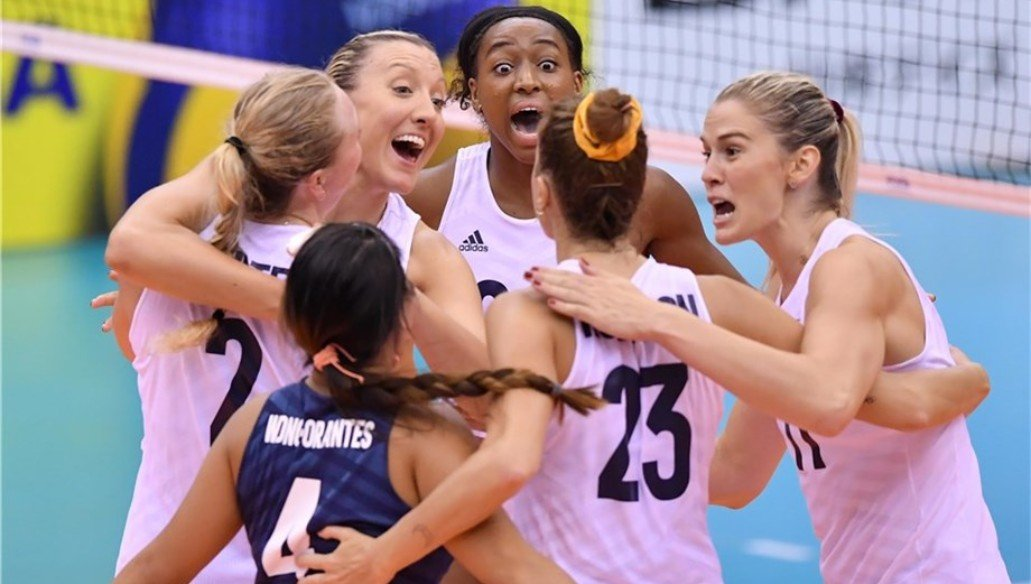 WOMEN'S WORLD CUP: USA STAY SOLID IN SECOND PLACE
