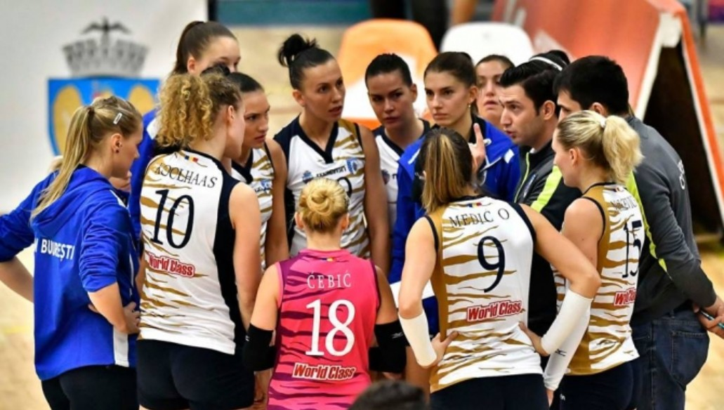 CSM Bucharest withdraws from Division A1 for both men and women!