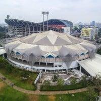 Indoor Stadium Huamark