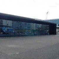 Halle de Sports de la Riveraine