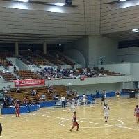 Okazaki Central Comprehensive Park Gymnasium