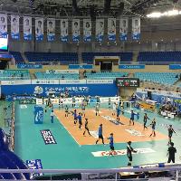 Gimcheon Indoor Gymnasium