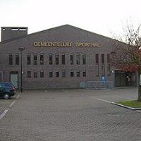 Gemeentelijke sporthal Overbeke