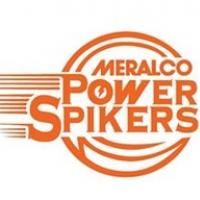 Women Meralco Power Spikers